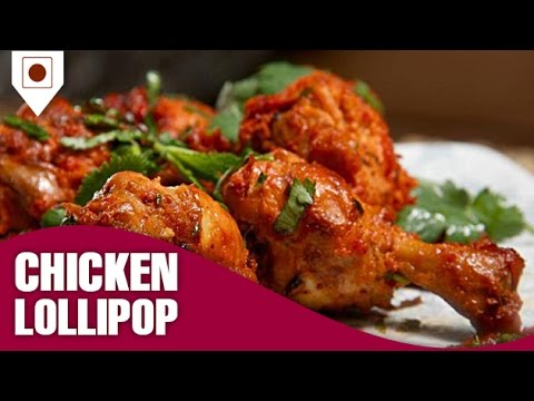 How To Make Chicken Lollipop Easy Cook