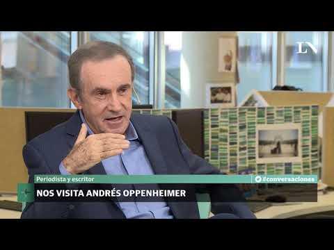 Ariel Torres entrevista a Andrés Oppenheimer - Conversaciones