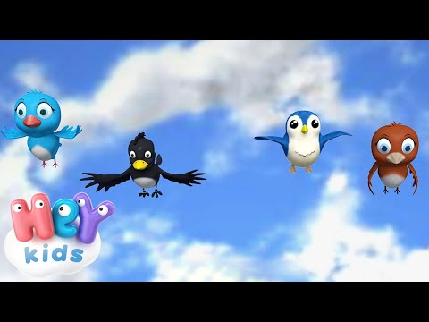 Alle Vögel Sind Schon Da - Deutsche Kinderlieder