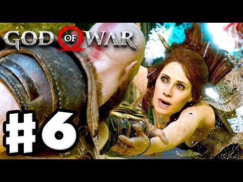 God of War - Gameplay Walkthrough Part 6 - A Realm Beyond! (God of War 4)
