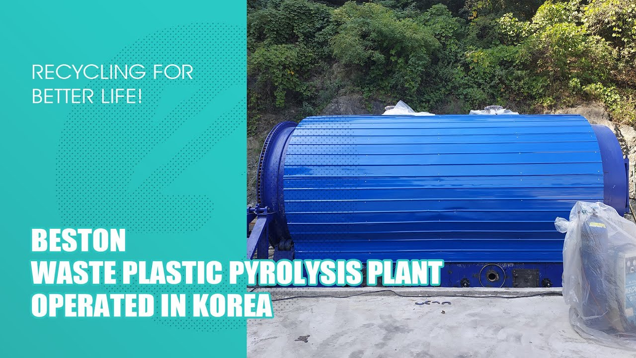 Waste Plastic Pyrolysis Plant Project Report | Beston Machinery