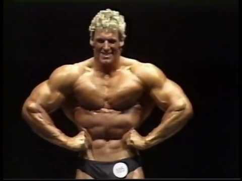 IFBB World Amateur Championships Mr. Universe 1986