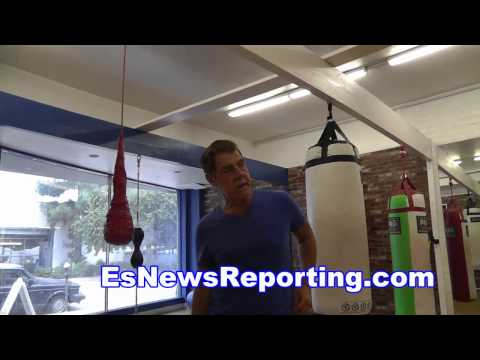 joe goossen breaks down floyd mayweather vs amir khan EsNews boxin
