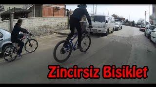 Zincirsiz bisiklet sürmek