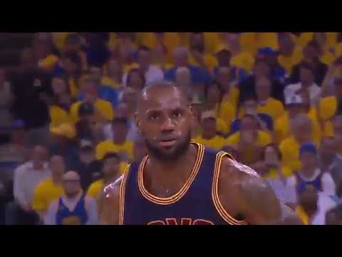 Jeff Van Gundy Was Too Distracted By Rihanna To Notice LeBron James Massive Dunk