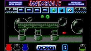 Wizball - Atari ST [Longplay]
