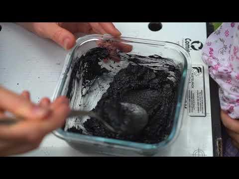 Уголь - мощное средство при воспалениях, инфекциях, трофической язве