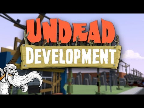 """Undead Development VR Gameplay - """"FORTNITE IN VR!!!"""" Virtual Reality Let"""