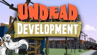 "Undead Development VR Gameplay - ""FORTNITE IN VR!!!"" Virtual Reality Let's Play"