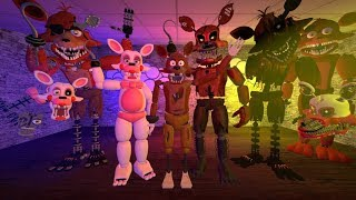 - Foxies Sing The FNAF Song
