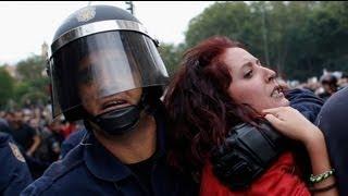 Les policiers ont-ils été trop violents en Espagne ?