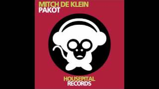 Mitch de Klein - Pakot (Original Mix)