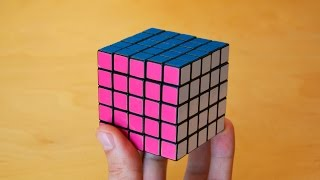 Resolver cubo de Rubik 5x5 (Principiantes) | HD | Tutorial | Español