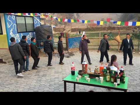 Rasuwa dance