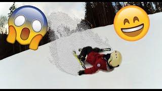 ❄VLOG | РОМА КАТАЕТСЯ НА ГОРНЫХ ЛЫЖАХ | Поездка в Буковель | Skiing in Bukovel, Carpathians