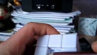 как сделать кубик рубика 2x2 своими руками из кубика рубика 3x3 часть 3