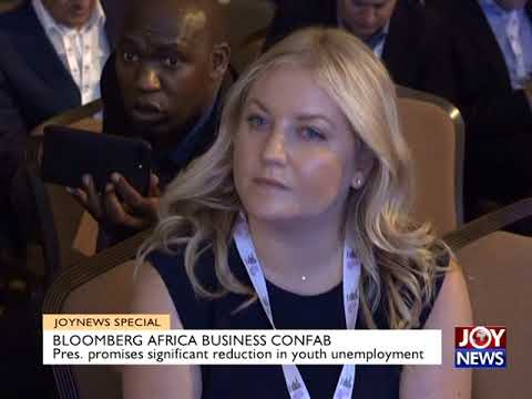 Bloomberg Africa Business Confab - JoyNews Special