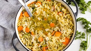 Download lagu How to Make Chicken Noodle Soup