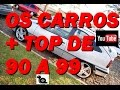 CARROS ESPORTIVOS ANOS 90 � 99 , 43 CARROS SEM REPETIR NEHUM.