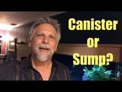 Canister or Sump?