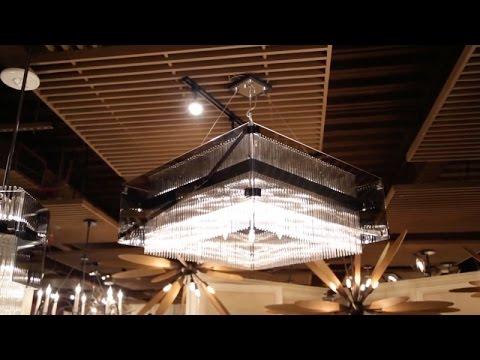 #LuxuryLighting #lightingideas #luxurylightingfixtures & Luxury Lighting: Apollo | Troy Lighting - YouTube