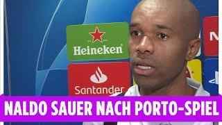 """Nach CL-Spiel gegen Porto: """"Der zweite Elfmeter war einfach eine Schwalbe"""""""