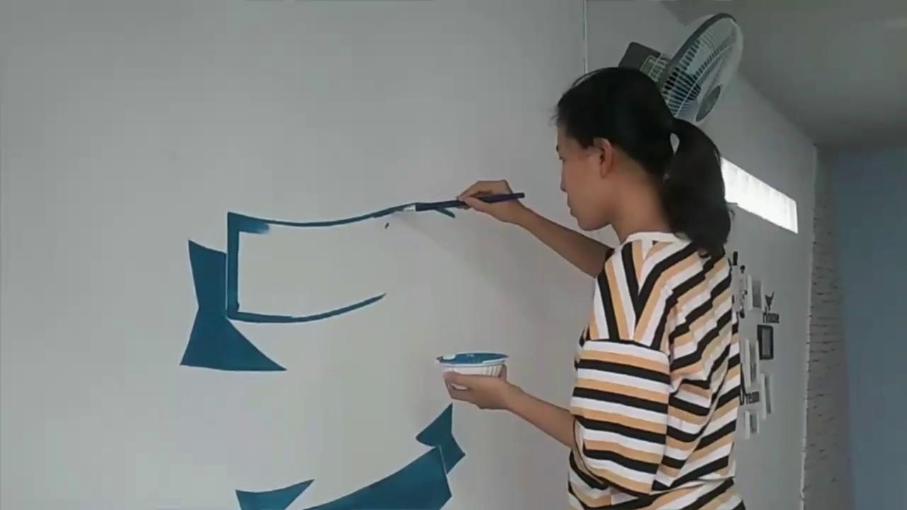 Vẽ Tranh Tường – Trang Trí Cafe – Trà Sữa – Nhà Hàng – Căn Hộ