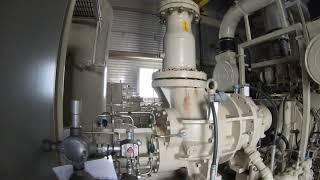 CAT 3512 Frick TDSH238S Screw Compressor