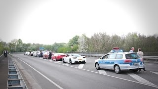 JDC TV - Spring Event '14 - Crashing the Bugatti Veyron on the Highway!