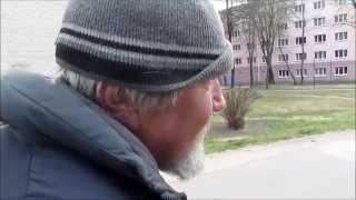 'Один день с бездомным в Гродно'