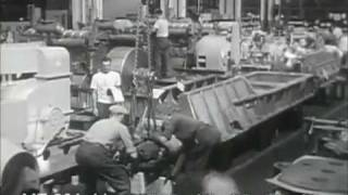 New Speed For Subs, 1950s