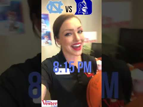 UNC vs Duke, March 3rd, 2018