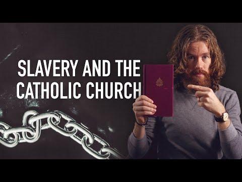 Slavery and the Catholic Church