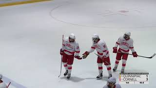 Highlights: Cornell MIH vs Quinnipiac - 3/9/18