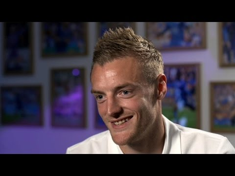 Jamie Vardy Interview - Working Up From The Bottom, Champions League & Leicester City's Thai Owners
