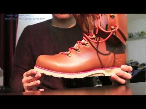 Psyberia Hiker Boots Review