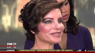 Suede Salon and Spa on Fox29 Good Day(Hair trends for awards season., 2016-01-05T15:16:12.000Z)