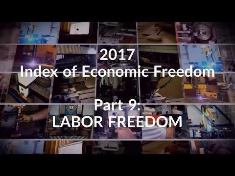 2017 Index of Economic Freedom_Part 9: Labor Freedom