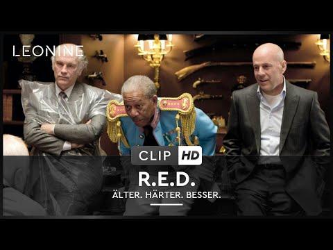 R.E.D. - Trailer (Kinostart: 28.10.2010)