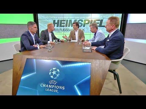 Heimspiel - Der Fussball-Talk - RSL Runde 7