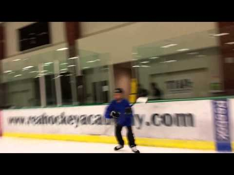Cervical Spine boarding: Hockey
