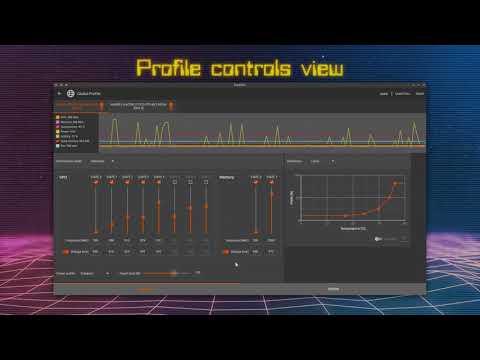 CoreCtrl 1.0 overview