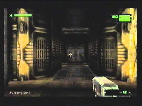 Alien Resurrection - Level 01 - Detention Block Alpha