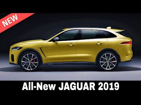 8 New Jaguar Cars that Show British Sophistication and Style in 2019