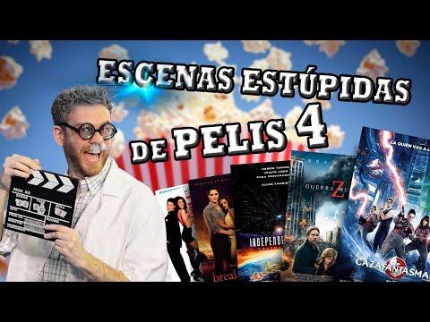 ESCENAS ESTÚPIDAS DE PELIS 4