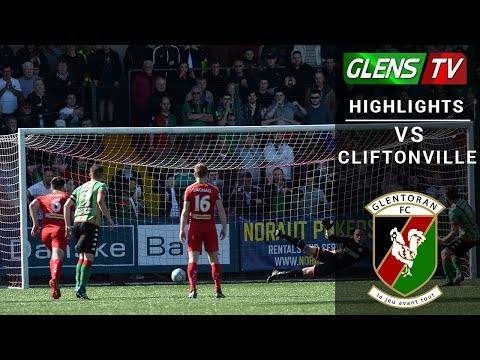 Cliftonville vs Glentoran - Europa League Play-off Final 12th May 2018