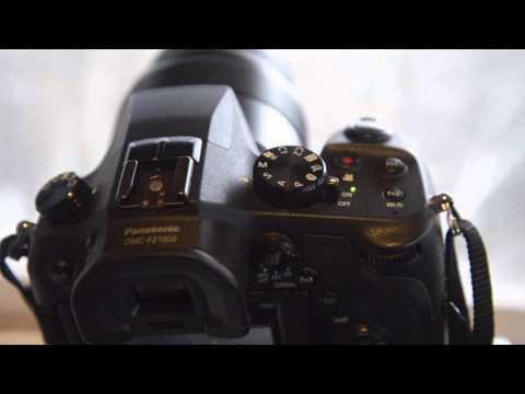 Mode Dial on the Panasonic FZ-1000