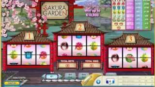 Sakure Garden - Online Scratch Cards - Slots Thumbnail