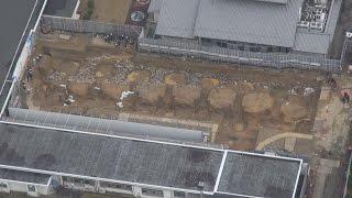 7世紀の巨大方墳を発見 明日香村、舒明天皇陵?