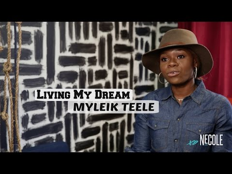 LIVING MY DREAM:  How I Started A Subscription Box Service -- Myleik Teele